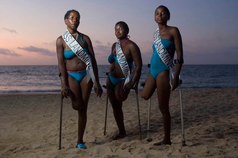 Landmine Beauty Pageant
