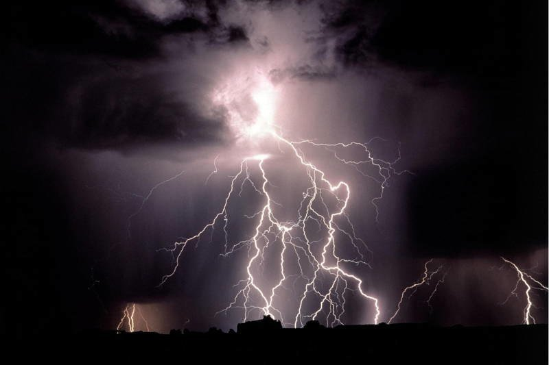 Bizarre Natural Phenomena Catatumbo Lightning