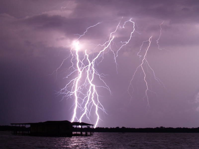 Catatumbo Lightning Photograph