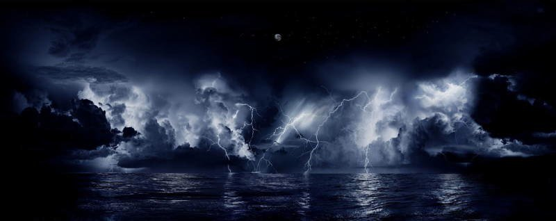 Catatumbo Lightning Natural Phenomena