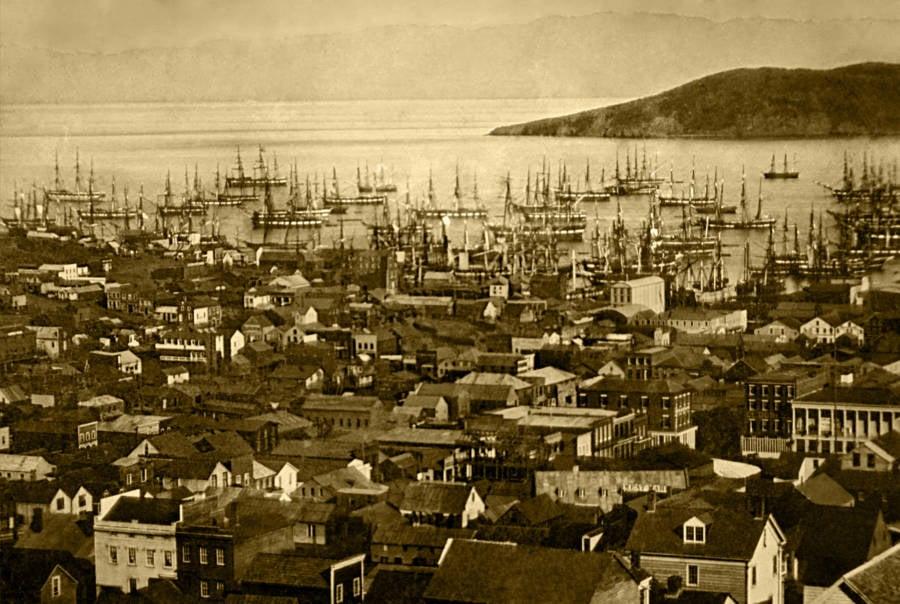 San Francisco Ships