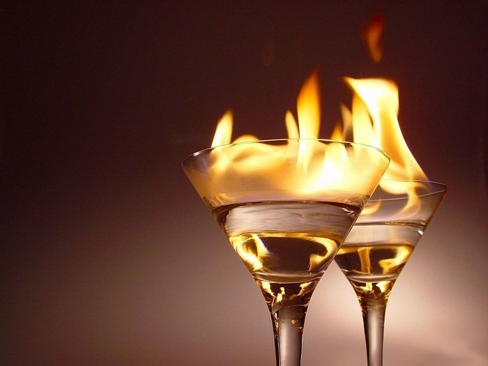 Craziest Drinks Fire