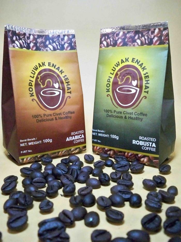 Kopi Luwak Beans