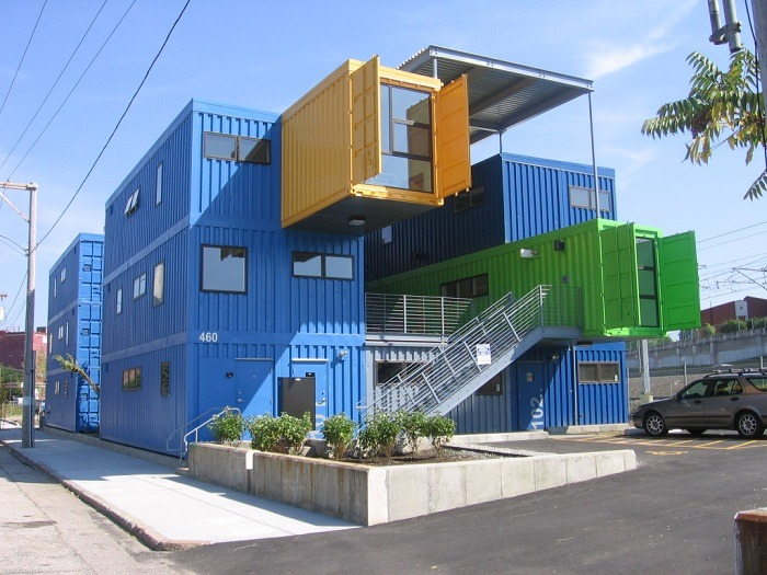 Green Design Cargotecture