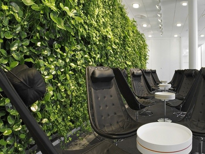 Green Design Cool Office
