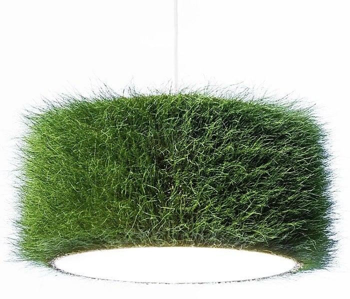 Grass Lampshade