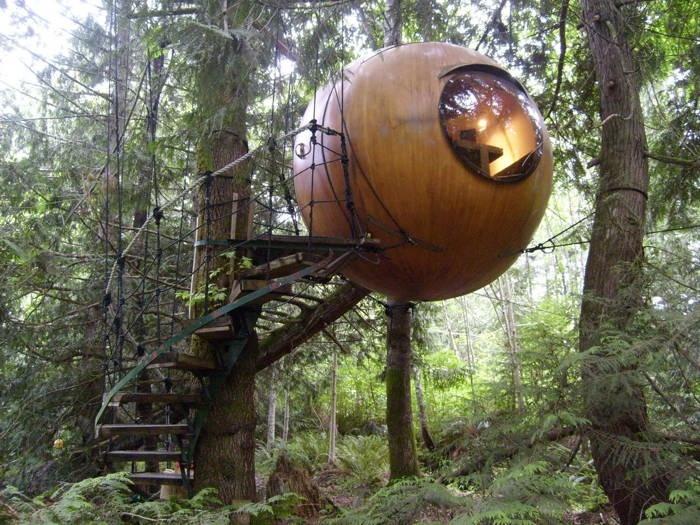 Green Design Spirit Sphere