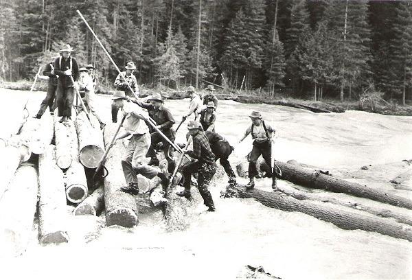 Odd Illnesses Lumberjacks Maine
