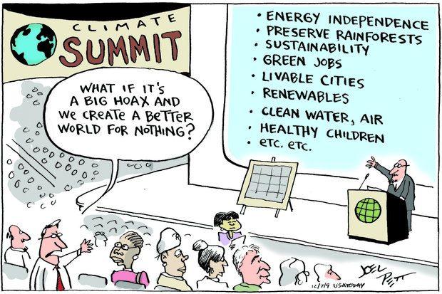Environmental Crisis In China Cartoon