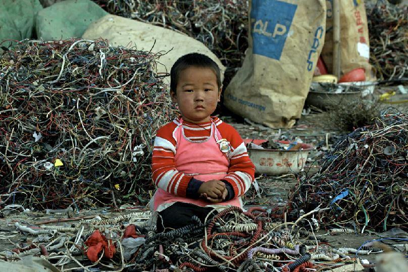Chinese Environmental Crisis