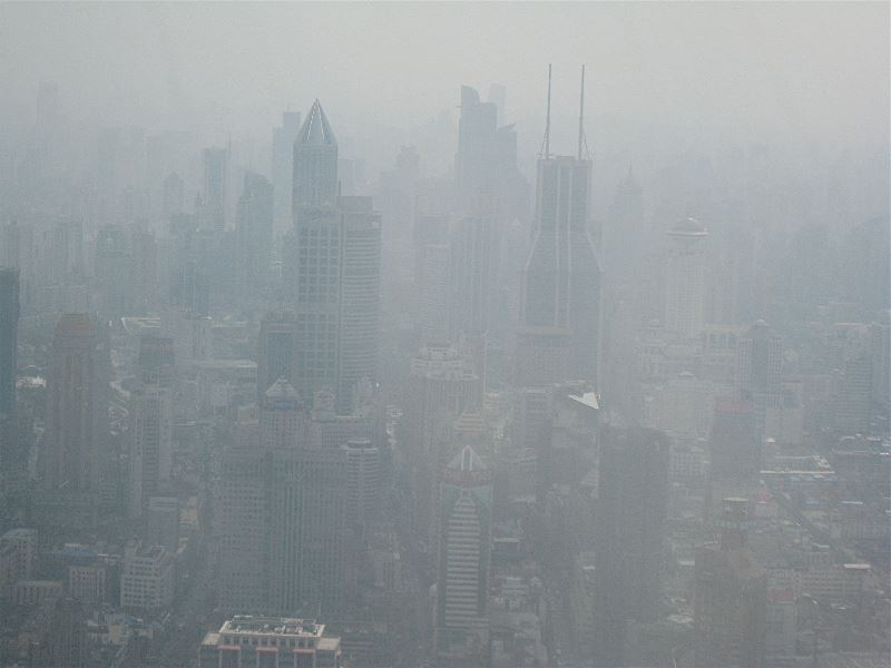 Environmental Crisis In China