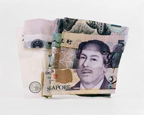 Folded Money 1