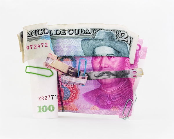 Folded Money 3
