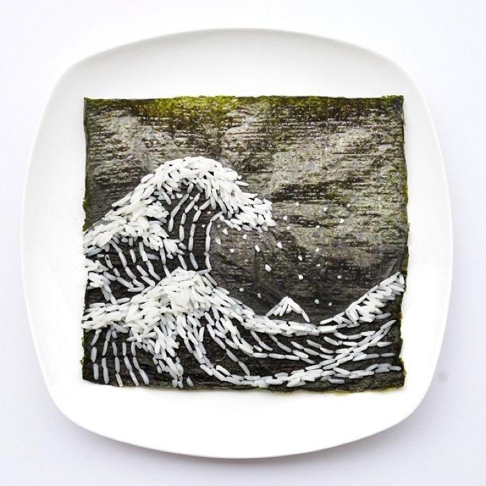 Food Art 3
