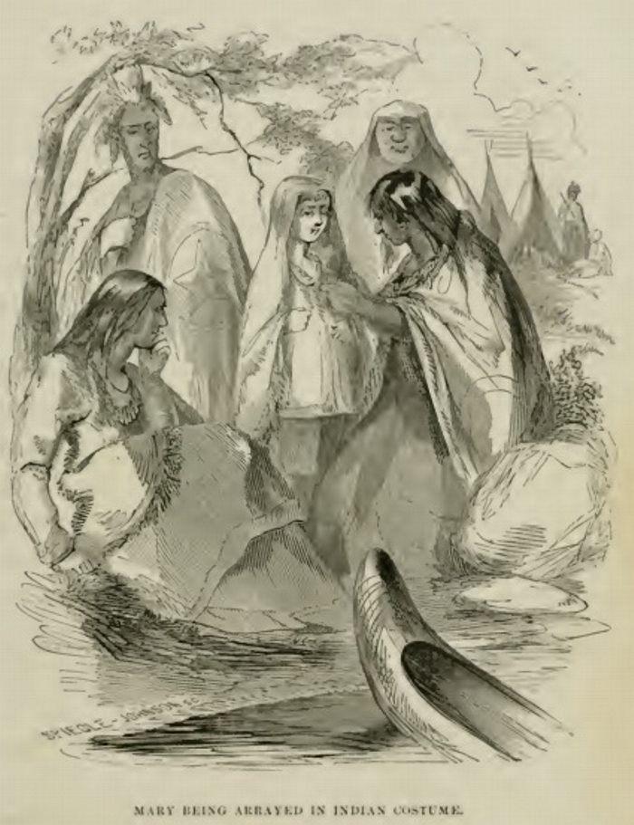 Folk Heroes Mary Jemison