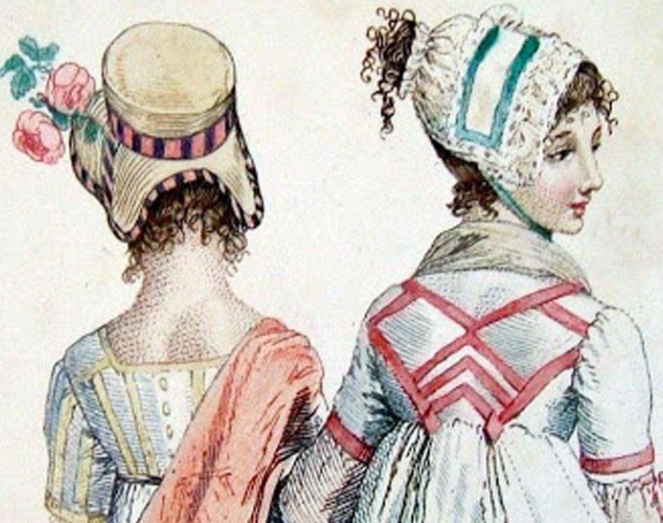 Hat History Bonnet