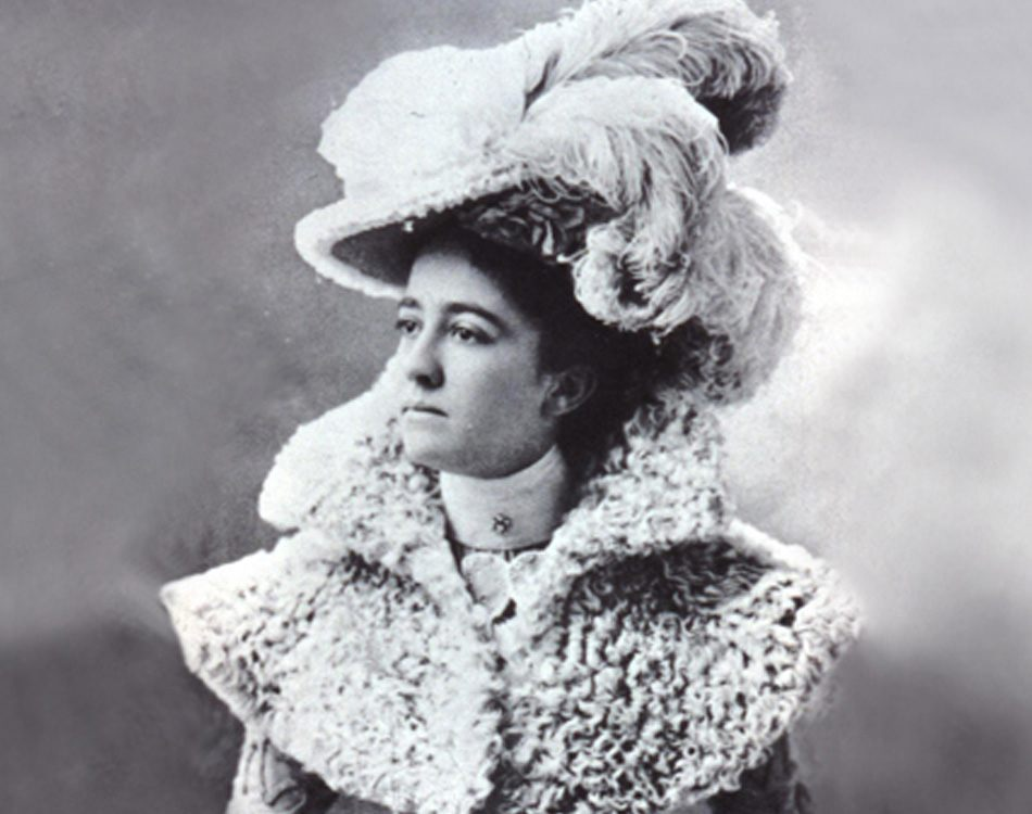 Picture Of Edwardian Hat