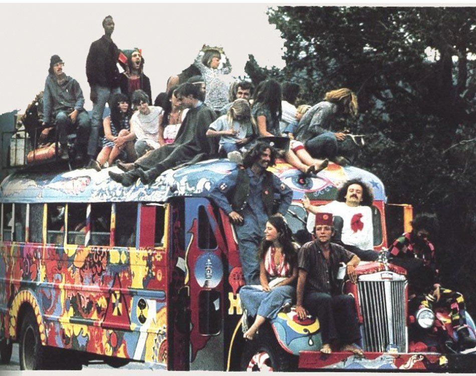 A Brief History Of Hippies