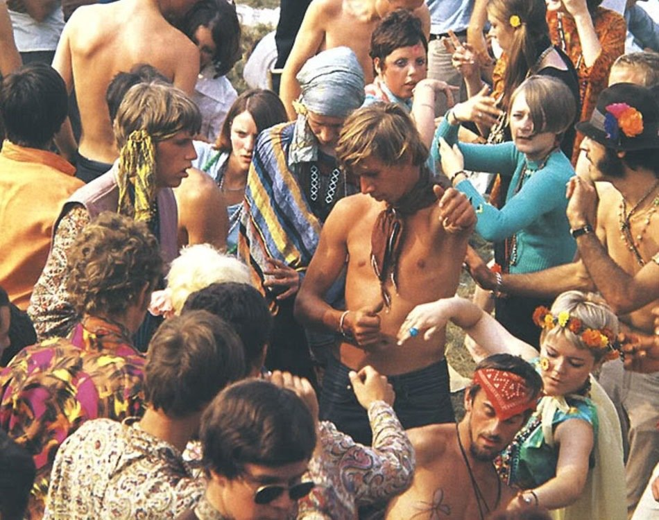 accomplishments of the hippie movement