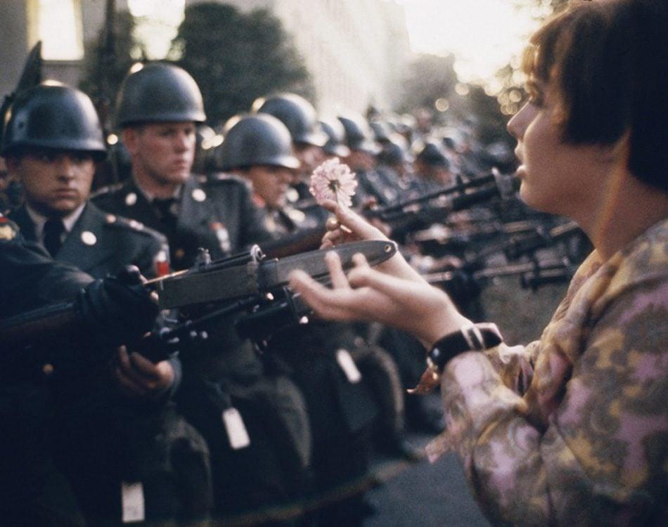 Hippie History Flower Gun