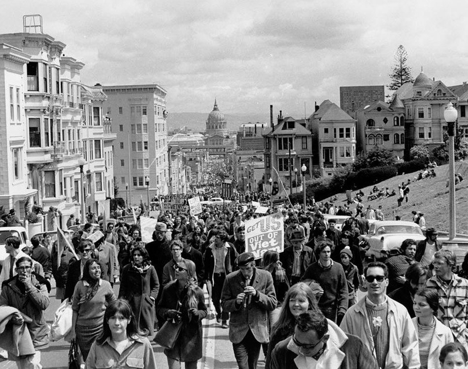 countercultures of america Counterculture is often expressed through protests, the rejection of an  the  movement spread from america to western europe in the cities of.