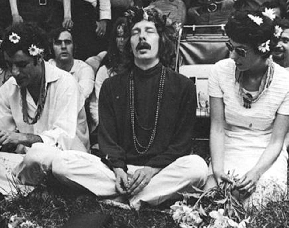 Pictures Of The Hippie Movement