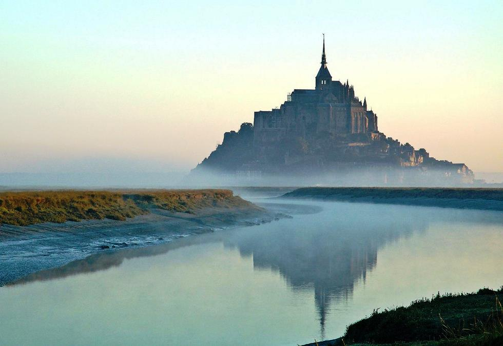 mont saint michel france Into The Mists Of Mont Saint Michel