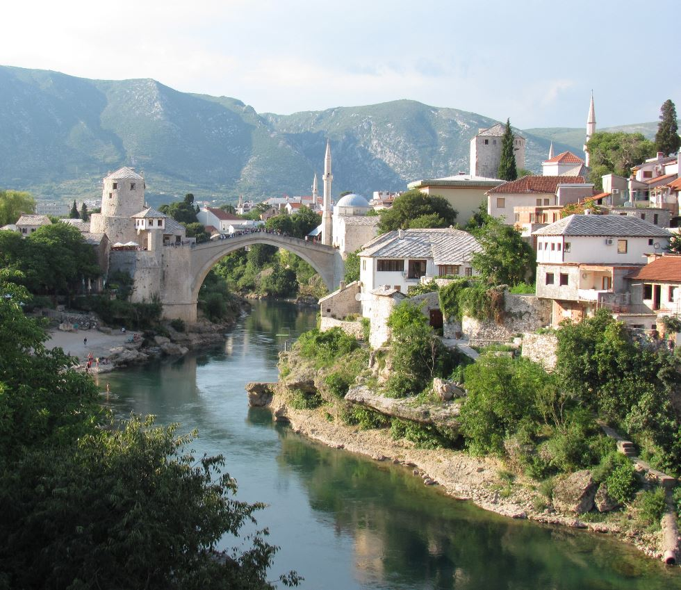 mostar bosnia herzegovina The Magnificent Mostar Bridge