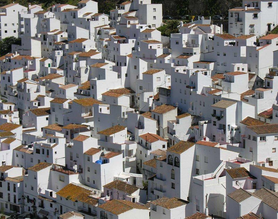 Pueblos Blancos Village