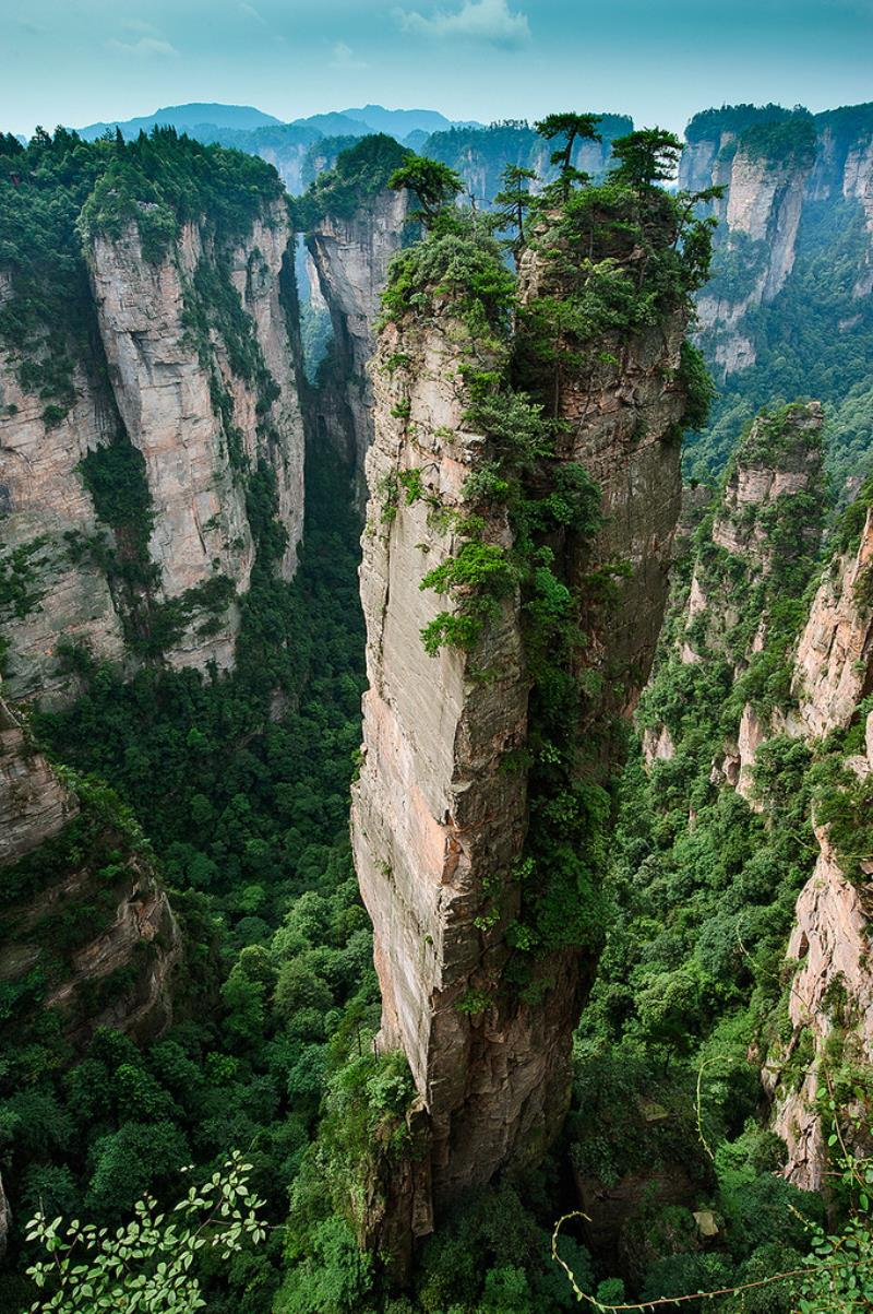 Split Pinnacle Hunnan China