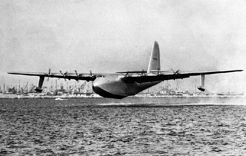 Spruce Goose Hughes H-4 Hercules