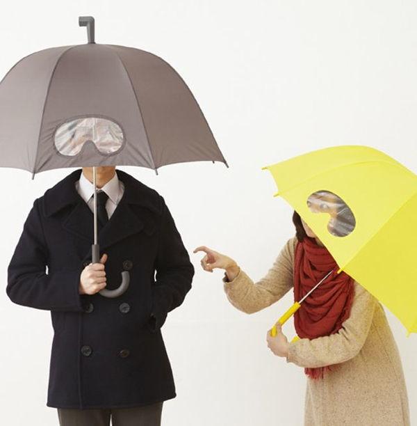Paris Reflection Umbrella