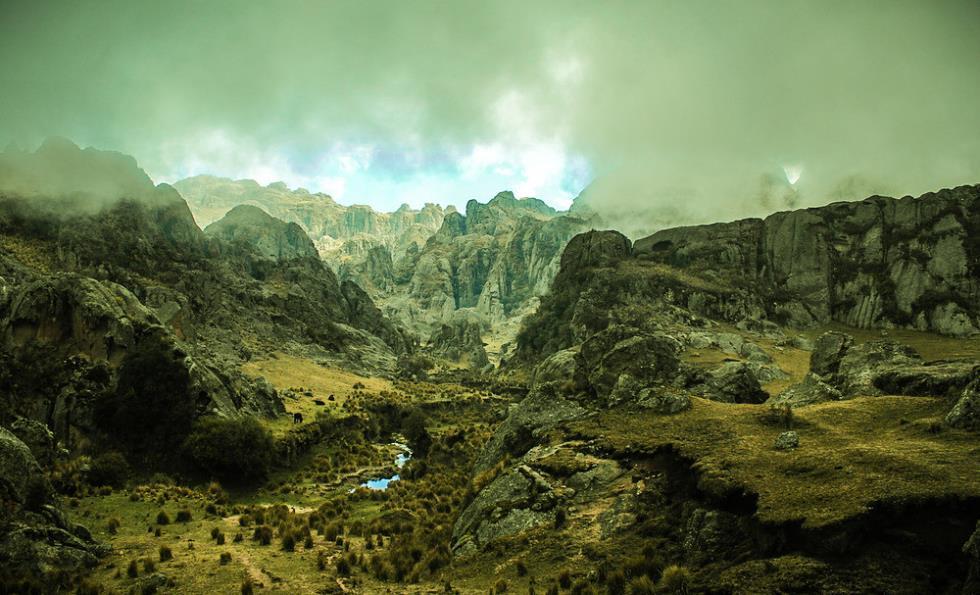 Valle Los Gigantes