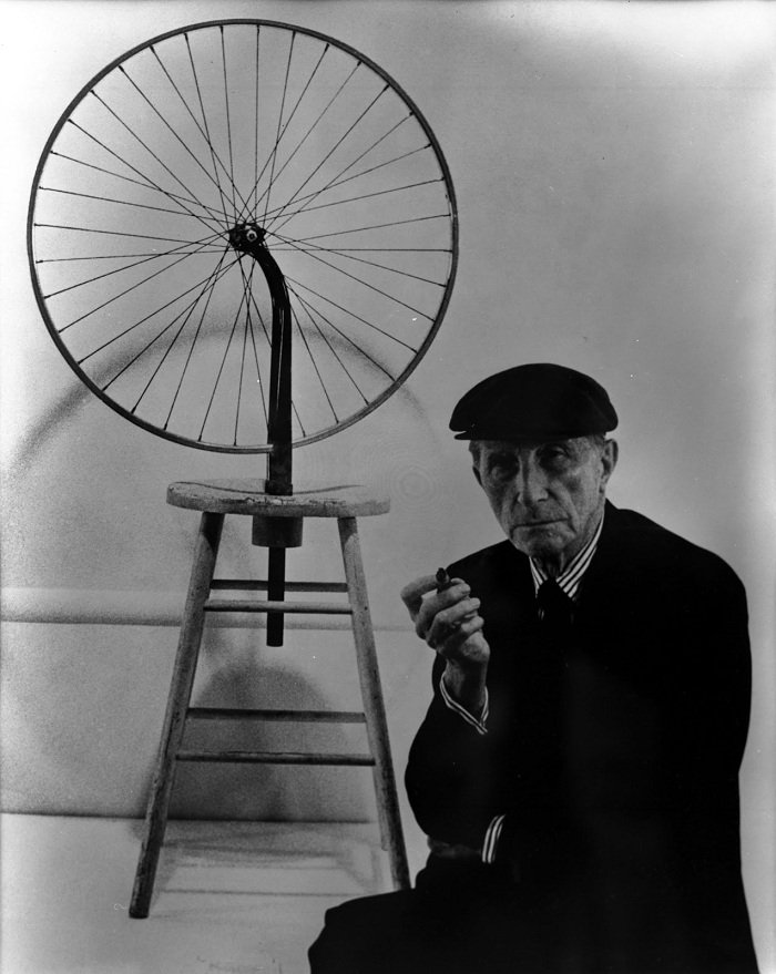DuChamp The Wheel