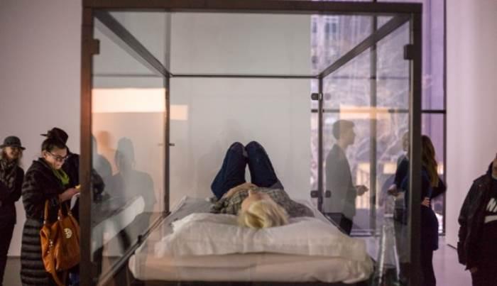 Sleeping Beauty Enclosed