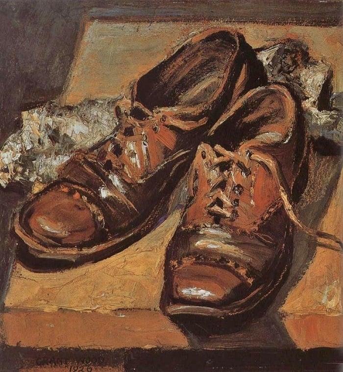 Shoe Paintings Sale