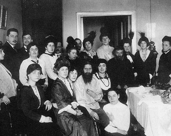 Rasputin Family Group