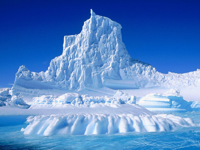 The World's Most Stunning Glaciers