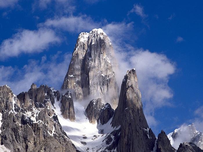 Stunning Glaciers