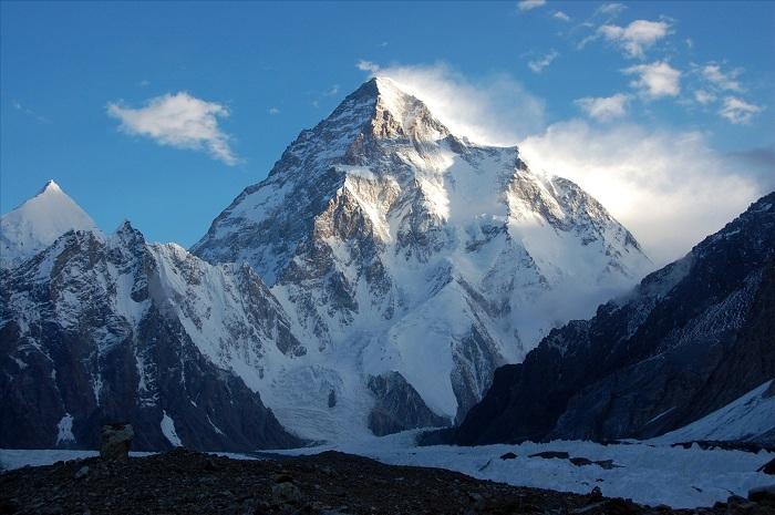 Stunning Glaciers K2 Glacier