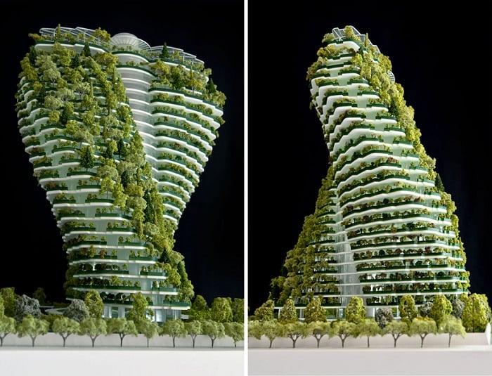 Vertical Gardening Agora