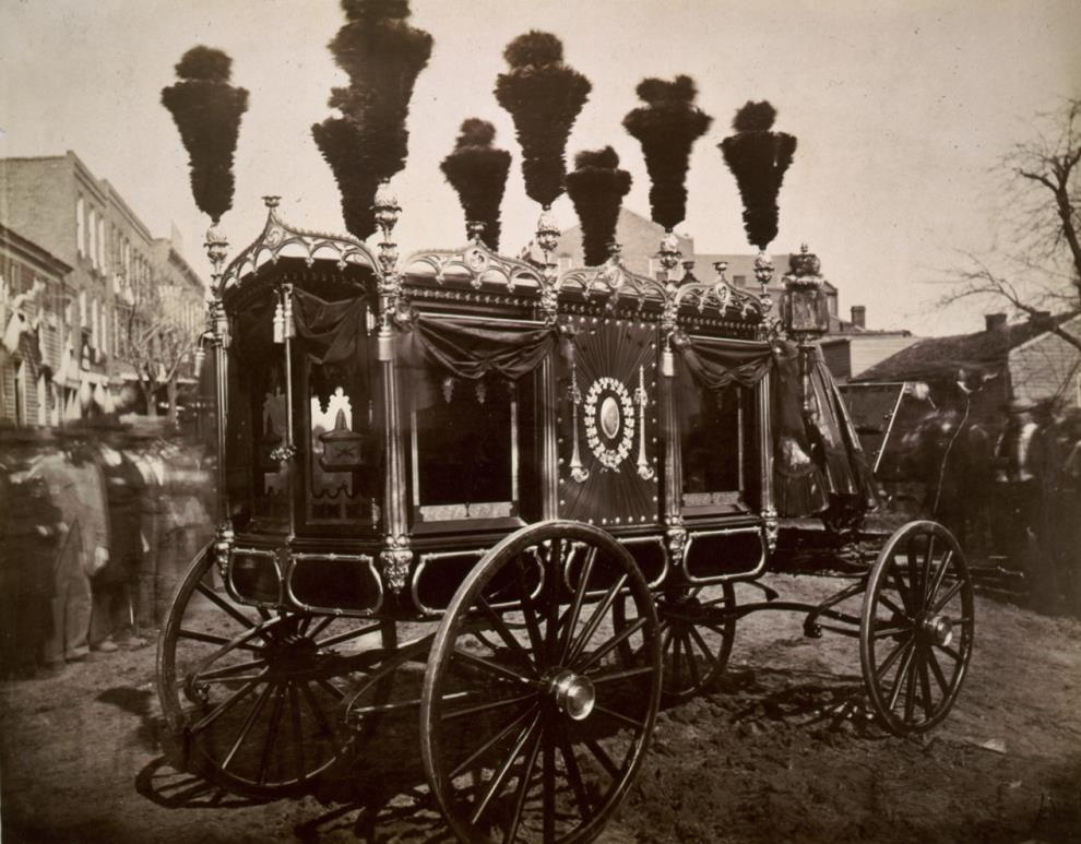Abraham Lincoln's Hearse