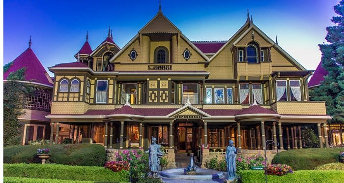 Winchester Mystery House: The True Story Behind The ...