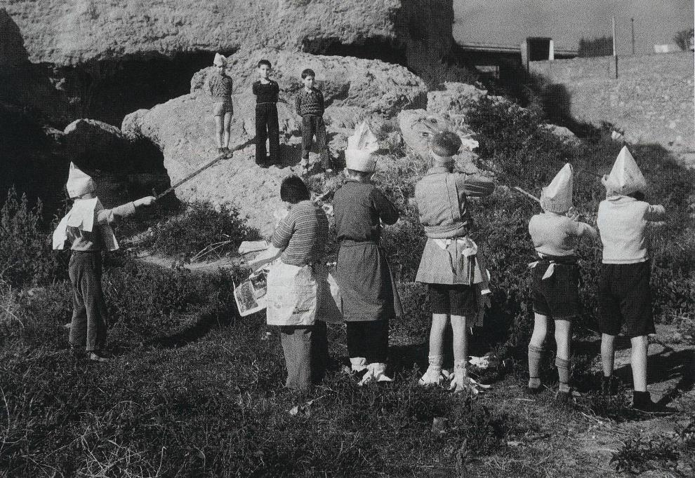 children barcelona pretend firing squad 1936 A Make Believe Firing Squad?