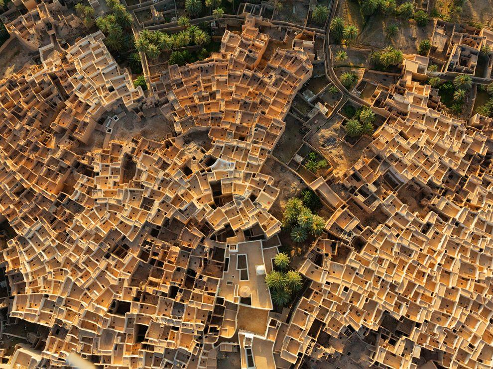 ghadames libya The Reason Behind Ghadames Many Roofs