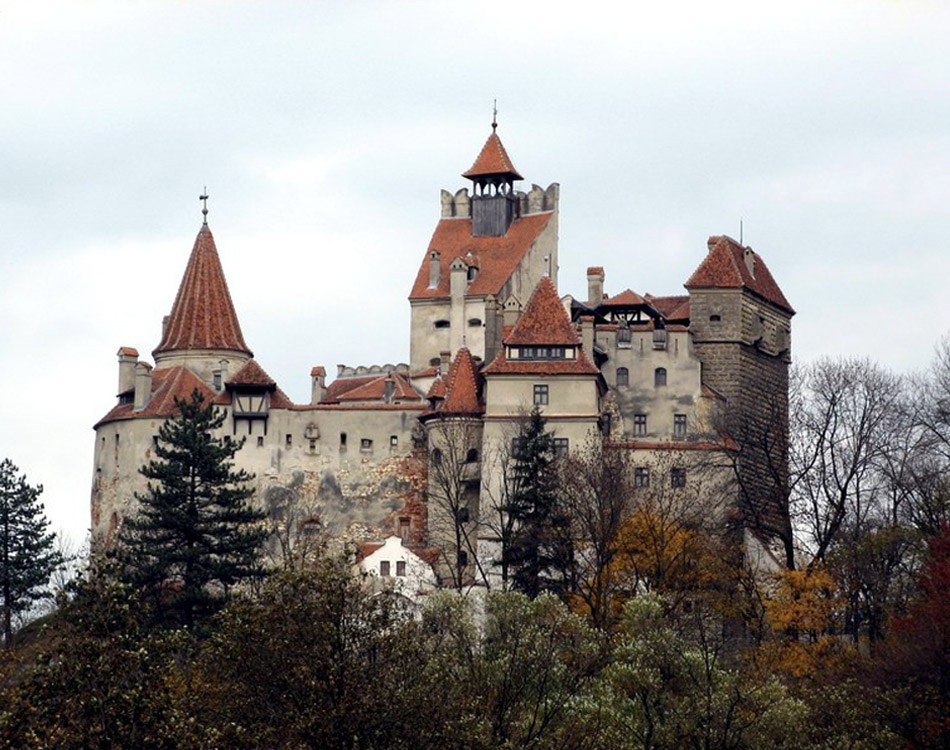 Haunted Castles Bran Castle