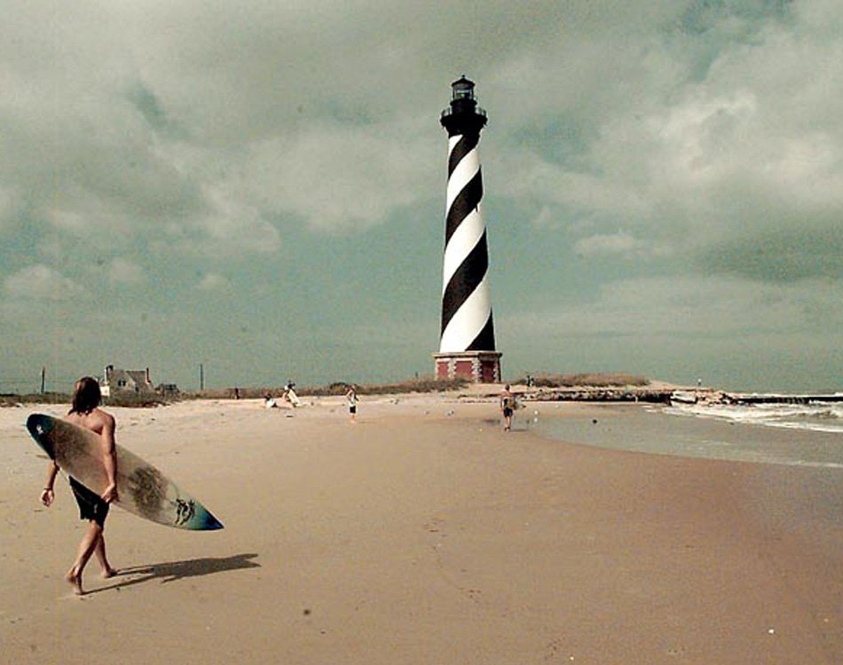The World's Most Iconic Lighthouses Hatteras