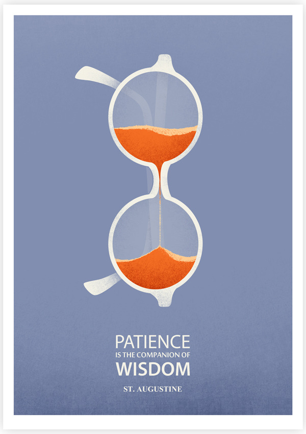 Patience Is Wisdom Quote