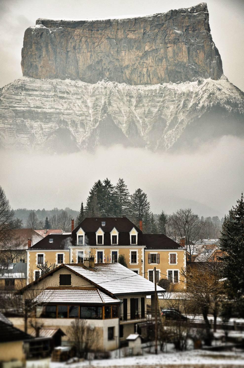 Mont Aiguille France