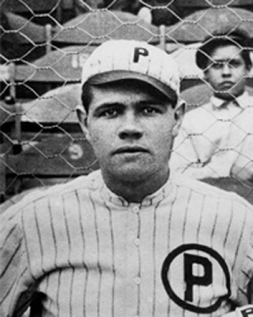 Defunct Baseball Teams Providence Grays Babe